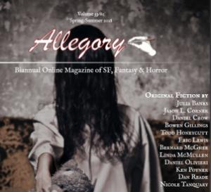 allegory The Heron Kings by Eric Lewis dark grimdark fantasy novel