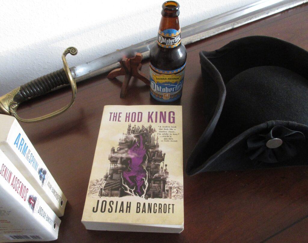 hod king josiah bancroft book review eric lewis the heron kings