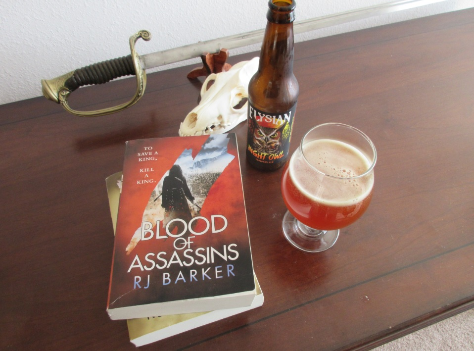 blood of assassins age of assassins rj barker the bone ships tide child the hero kings eric lewis